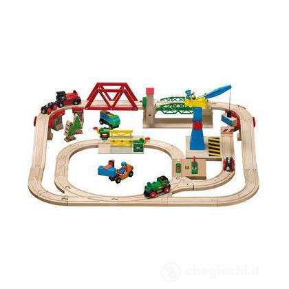 Ferrovia cassetta rossa