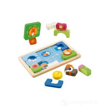 Play Puzzle giorno & notte