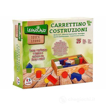 Carretto Trainabile in legno (36076)
