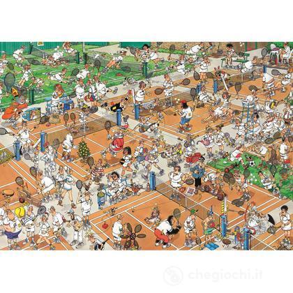 Comic 1000 Pezzi- Tennis (617076)