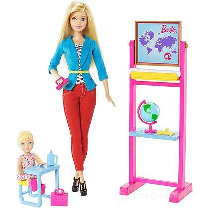 Barbie insegnante - Barbie I Can Be! Playset (CCP69)