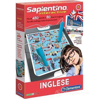 Sapientino Interactive Inglese (16077)