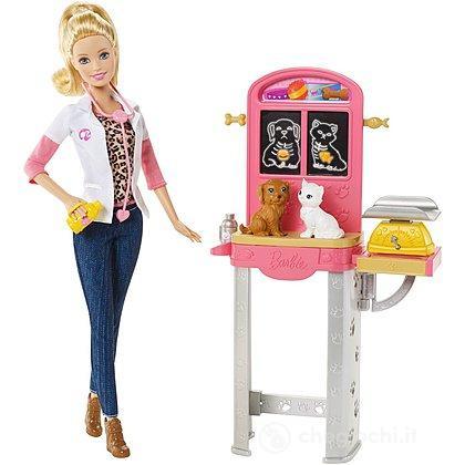 Barbie veterinaria - Barbie I Can Be! Playset (CCP70)