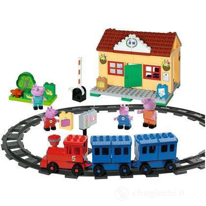 Peppa Pig  Costruzioni Stazione del treno