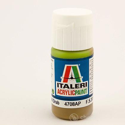 Colore acrilico 20 ml grigio marrone Flat Field Drab (4708AP)