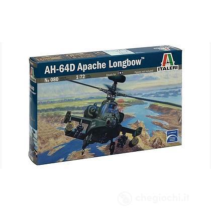 Elicottero AH-64 D Apache Longbow 1:72 (0080S)