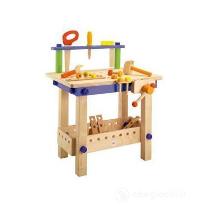 Tavolo da lavoro carpentiere