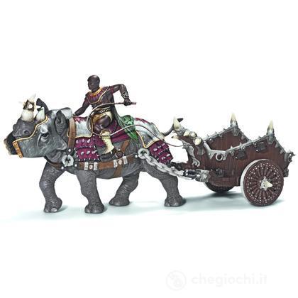 Gladiatore con rinoceronte da guerra (70083)