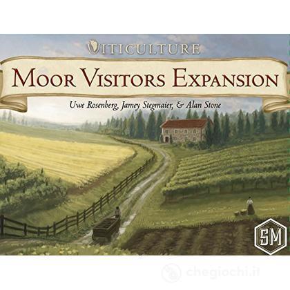 Viticulture: Esp. Moor Visitors (GHE083)