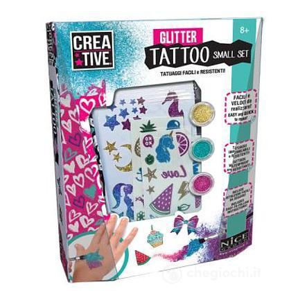 Girabrilla Tattoo Small Set 02083