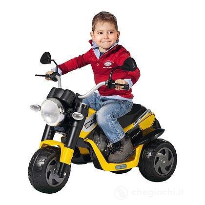 Moto Scrambler Ducati 6V (ED0920)
