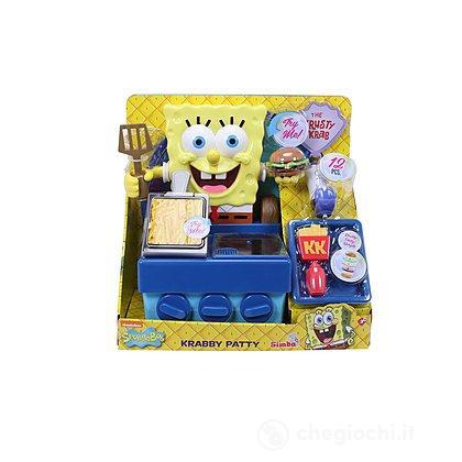 SpongeBob Krabby Patty Cucina (109493085 )