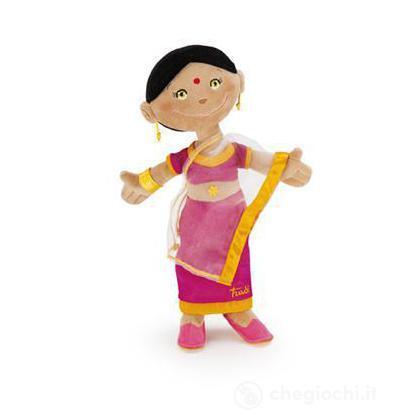 Bambola Pezza Indiana Swami piccola