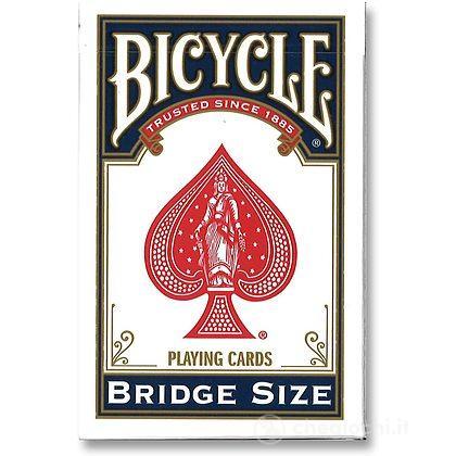 Carte Poker Bicycle Bridge Size Standard Index (Carte Specialistiche Per Giocatori Di Bridge)