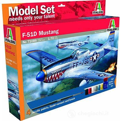 Caccia Militare F51 D Mustang