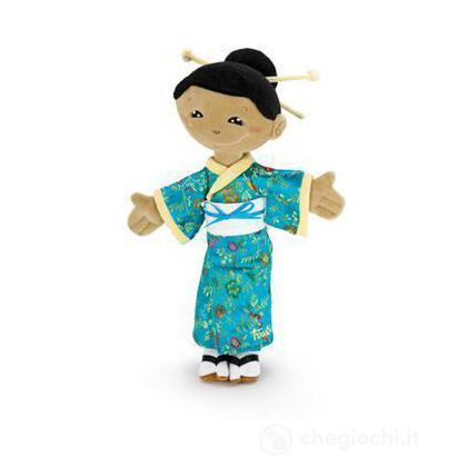 Bambola Pezza Giapponese Kaori piccola