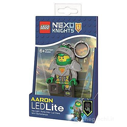 Lego Nexo Aaron Portachiavi (06086)