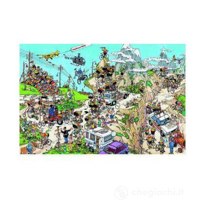 Comic 1500 Pezzi- Tour De France (02086)