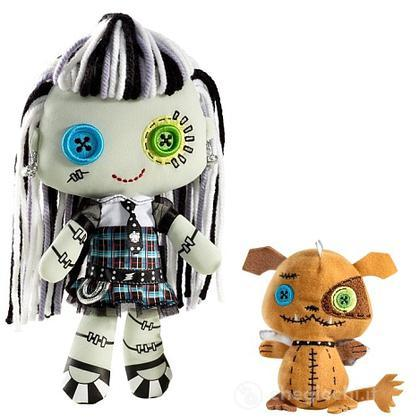 Monster High Mostramici - Frankie Stein e Watzit (V1120)
