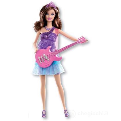 Barbie Keira - La Principessa e la Popstar (X5128)