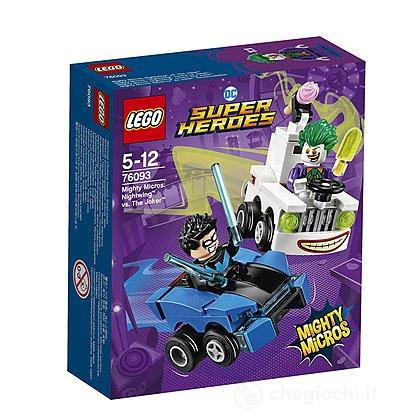 Mighty Micros: Nightwing contro The Joker - Lego Super Heroes (76093)