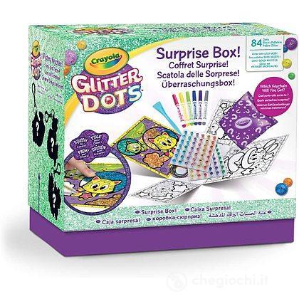 Glitter Dots-Scatole sorprese (04-1088)