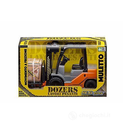 Muletto a Frizione Dozers (0088)