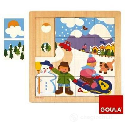 Puzzle Inverno (53088)