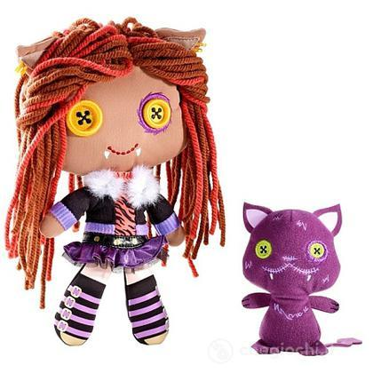 Monster High Mostramici - Clawdeen Wolf e Crescent (V1122)