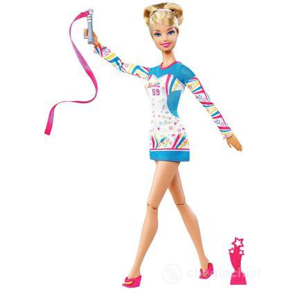 Barbie I Can Be... Sport Team - Ginnasta (W3766)