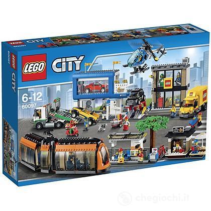 Piazza della città - Lego City (60097)