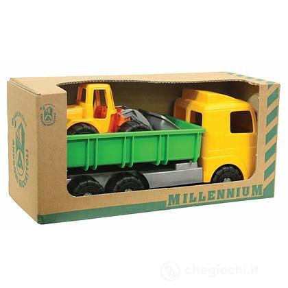 Camion Millenium cm. 47 con mezzo lavoro (107137713)