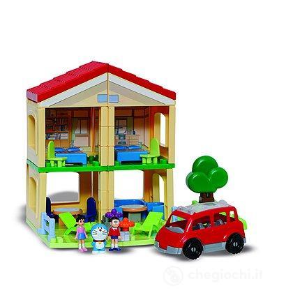 La casa di doraemon personaggi e playset giochi for Costruire la mia piccola casa online