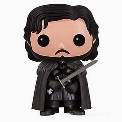 Trono Spade Jon Snow personaggio in vinile