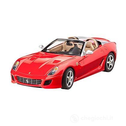 Modellino Ferrari SA Aperta