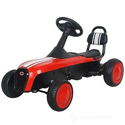 Auto a pedali Go Kart (0704034)