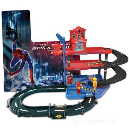 The amazing Spider-Man garage (New York) (12091)