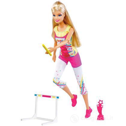 Barbie I Can Be... Sport Team - Atleta (W3768)