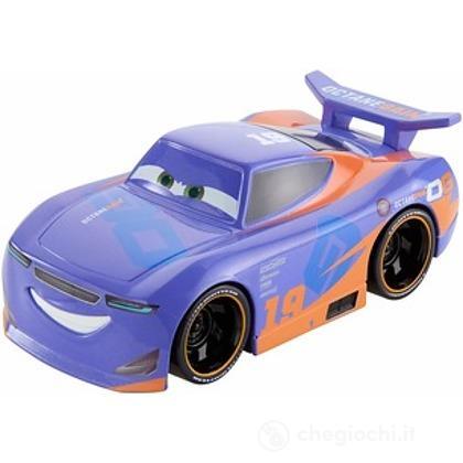 Danny Swerves Turboveicolo schiaccia e sfreccia Cars 3 (FYX43)