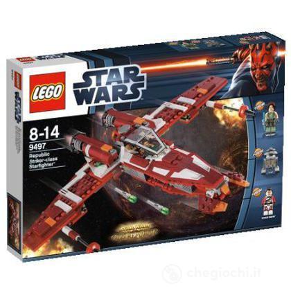 Republic Striker-class Starfighter - Lego Star Wars (9497)