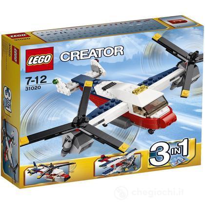Avventure a Doppia Elica - Lego Creator (31020)
