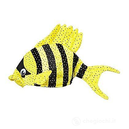 Cappello Pesce Tropicale Giallo