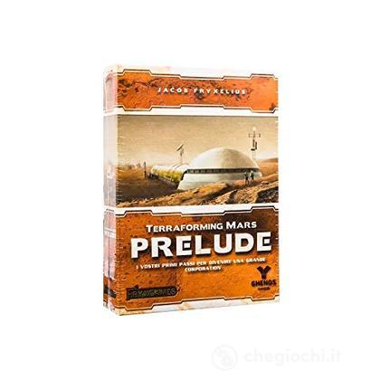 Terraforming Mars: Esp. Prelude (GHE091)