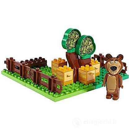 Masha Costruzioni il giardino dell'Orso