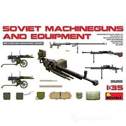 Mitragliatore sovietico 1/35 (MA35255)