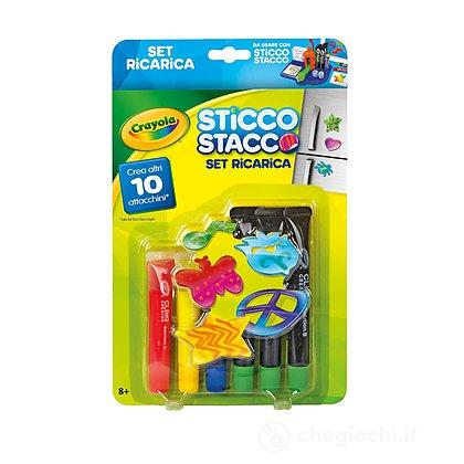 Set Ricarica Sticco Stacco (74-7093)