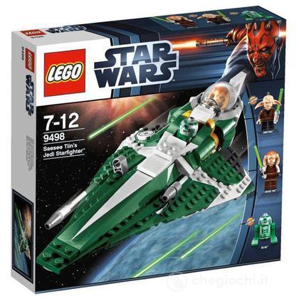 Saesee Tiin's Jedi Starfighter - Lego Star Wars (9498)