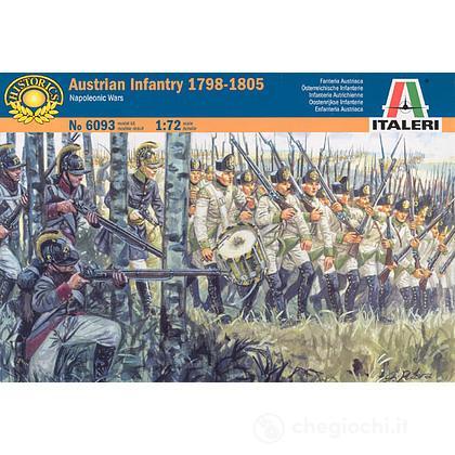 Fanteria austriaca Guerre Napoleoniche 1798-1805 (6093S)