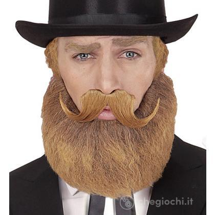 Barba e Baffi Biondi