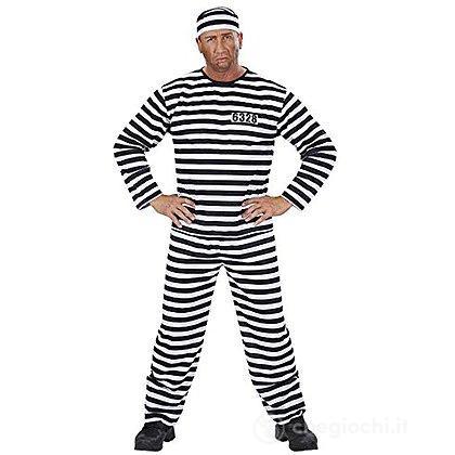 Costume Adulto carcerato L